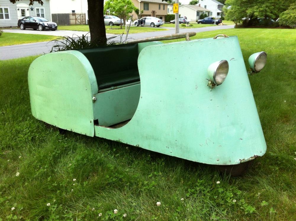 New Life for 1946 Motorette (1/2)