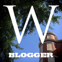 W Blogger Badge